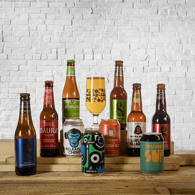 12brilliant Gluten Free & Vegan craft beers from across the globe to introduce you to the diverse world of Gluten Free Beer.