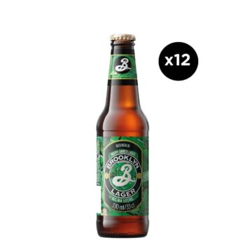 Brooklyn Brewery Bottle (12 Pack)