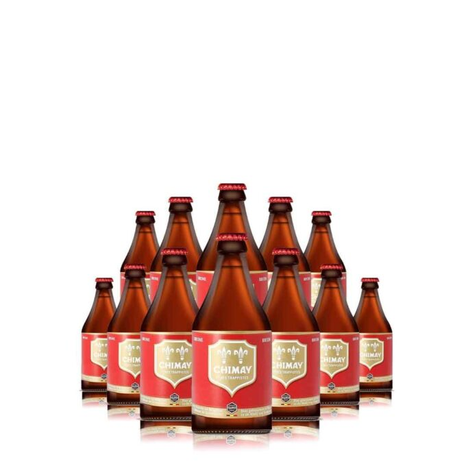 Chimay Red (12 Pack) 2