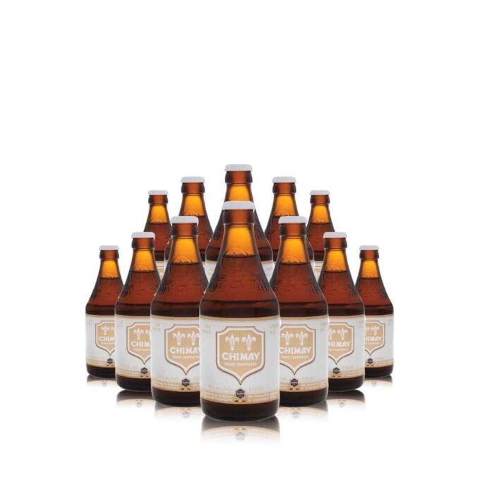 Chimay White Belgian (12 Pack) 2