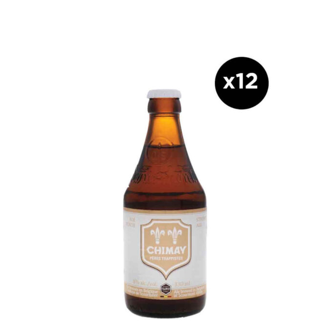 Chimay White Belgian (12 Pack)