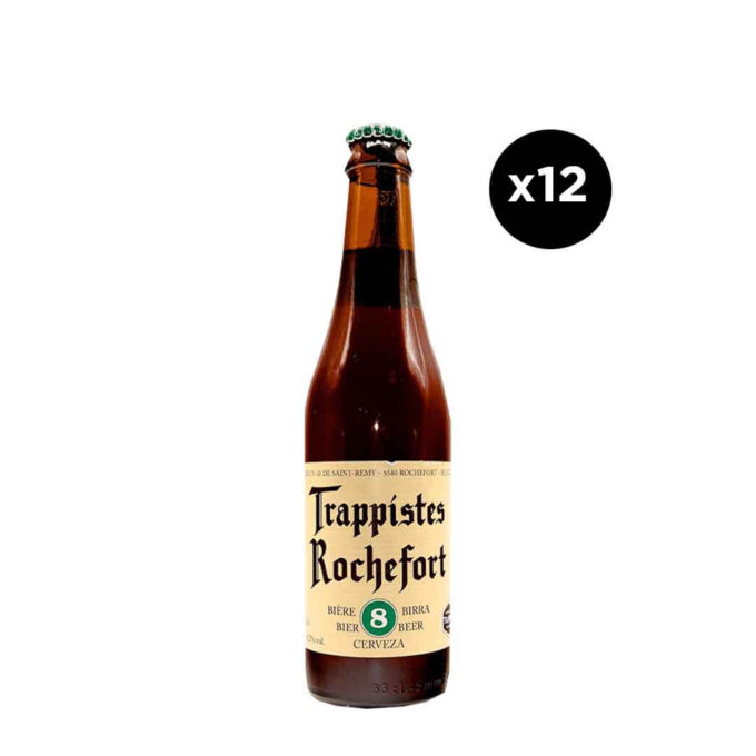 Trappists Rochefort 8 (12 Pack)
