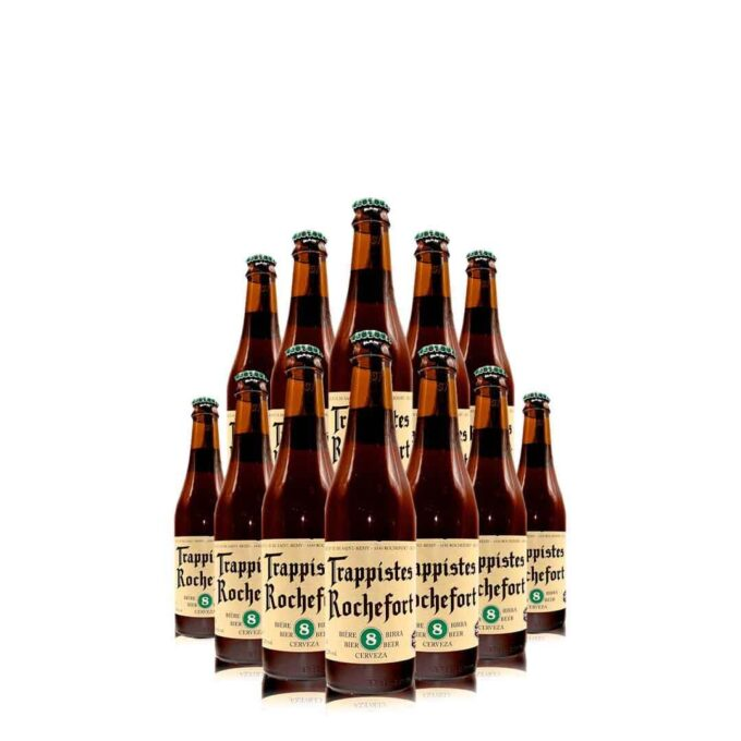Trappists Rochefort 8 (12 Pack) 2