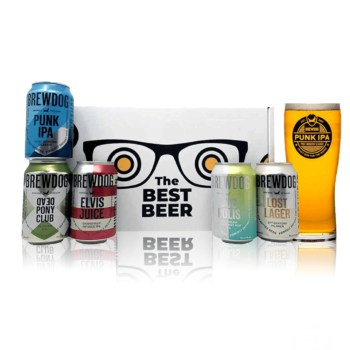 Brewdog Craft Beer 'Best Dad' Gift Pack