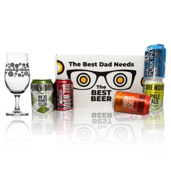 Brewdog Craft Beer Gift Pack. The world's best Dads deserve the world's best beer, so we've pulled together this amazing Brewdog craft...