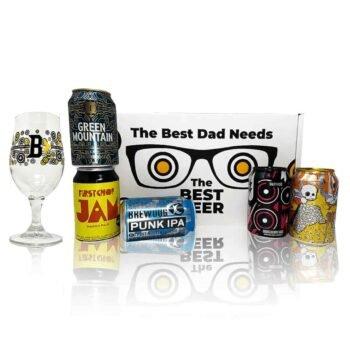 British Craft Beer 'Best Dad' Gift Pack