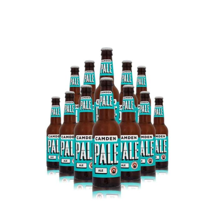 Camden Town Pale Ale (12 Pack) 2
