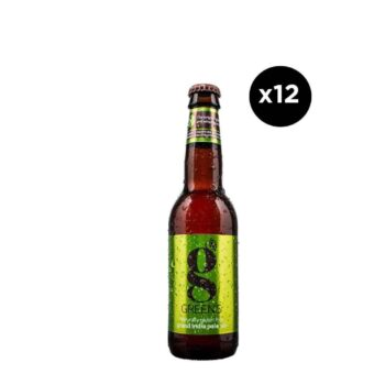 Greens IPA (12 Pack)