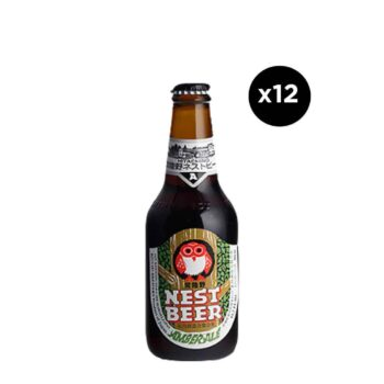 Hitachino Nest Amber Ale (12 Pack)