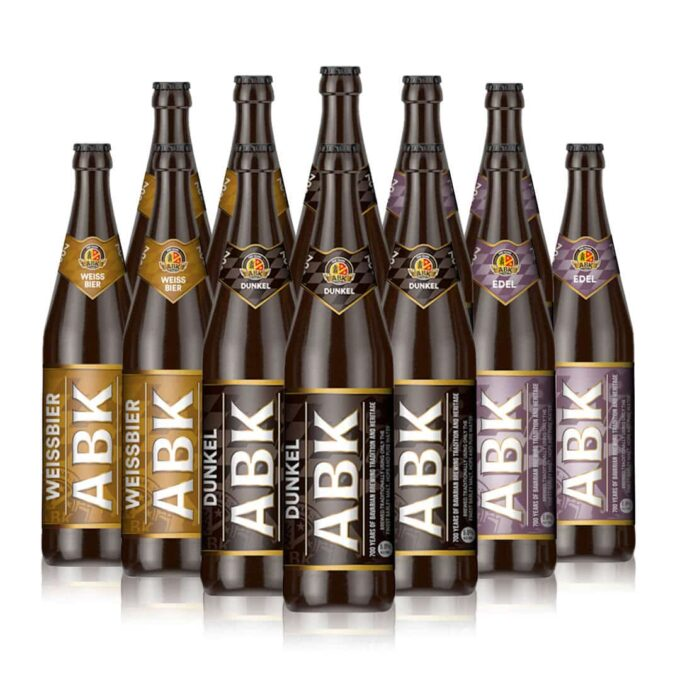 ABK Specialty Mixed Case 500ml Bottles (12 Pack)