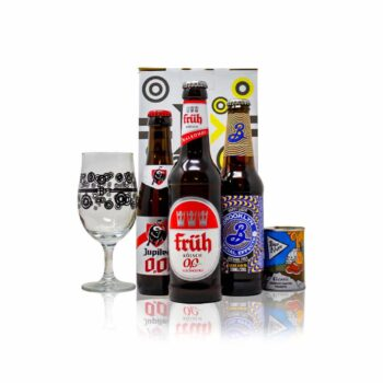 Introducing Beer Hunters alcohol free beer gift pack featuring some of the finest none alcoholic beverages around handpicked by our in-house experts