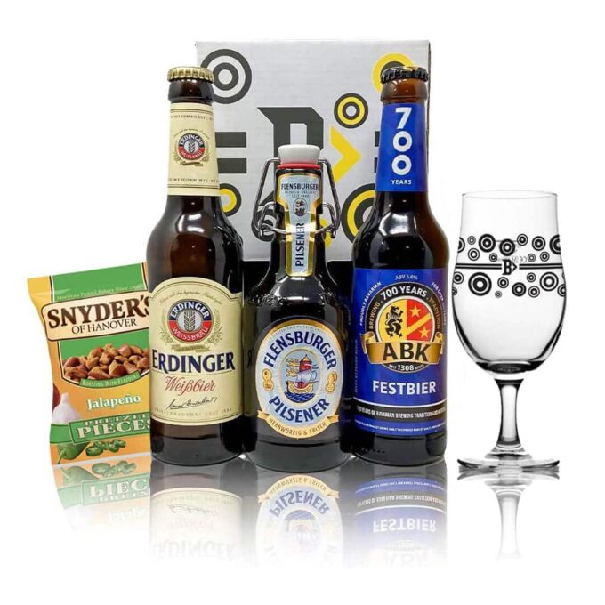 German Breweries Mixed Case (3 Pack)