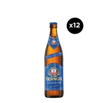 Erdinger Alkoholfrei (12 Pack)