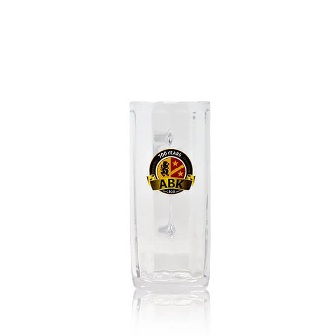 Official ABK Tankard, the perfect glass to enjoy a pint of your favourite ABK beer. This ABK Tankard is collectively packed in a sturdy and safe Beer Hunter branded box ready for delivery.