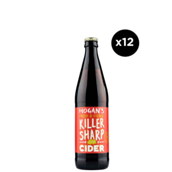 Hogans Killer Sharp (12 Pack)
