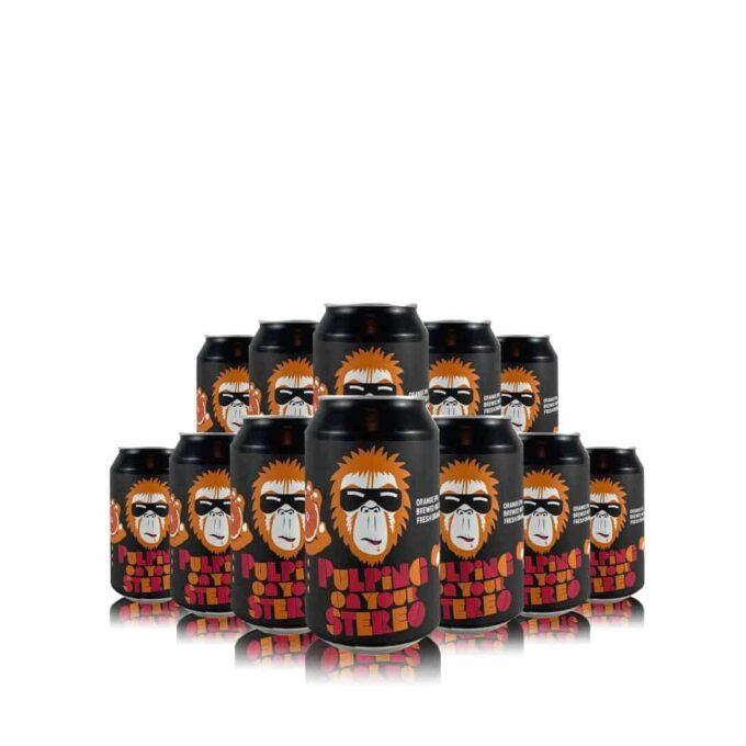 Pulping Your Stereo (12 Pack) 2