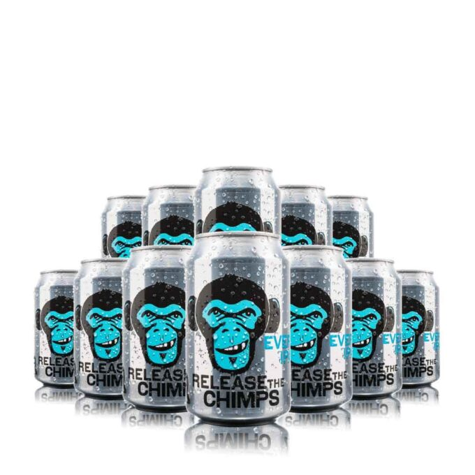 Release The Chimps (12 Packs) 2