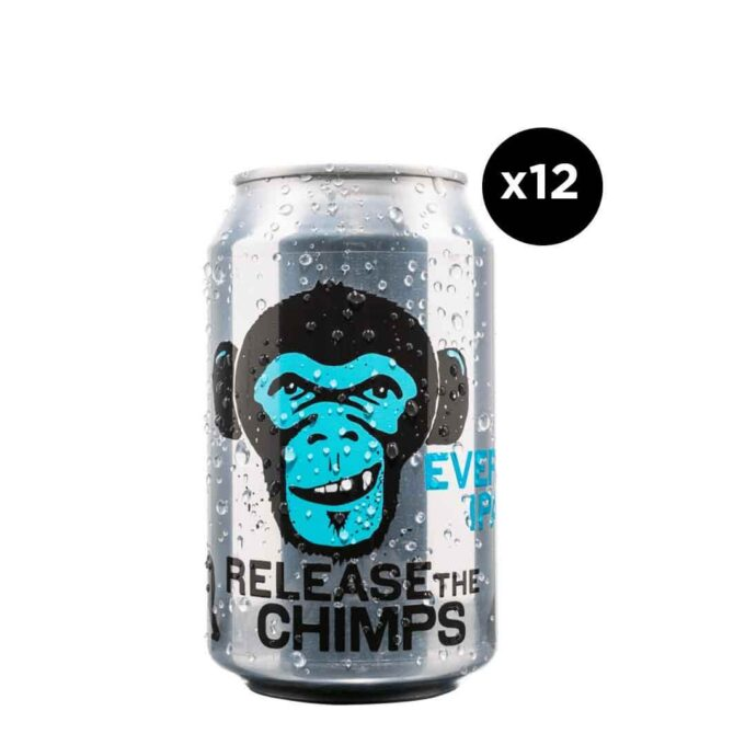 Release The Chimps (12 Packs)