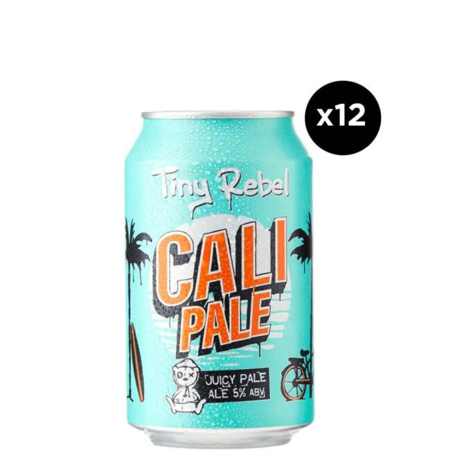 Tiny Rebel Cali Pale Ale (12 Pack)