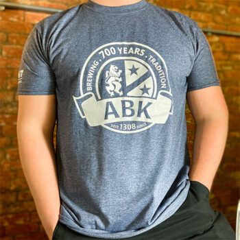 Get one of these one off ABK T-Shirt and celebrate this great brewery with one of their branded T-Shirts. For them, its always been a craft.