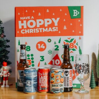 Our one of a kind British Craft Beer Advent Calendar is packed full of incredible beers. From some of the finest breweries across the UK.