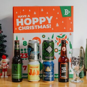Our one of a kind Gluten-Free Beer Advent Calendar is packed full of incredible beers. From some of the finest breweries across the world.