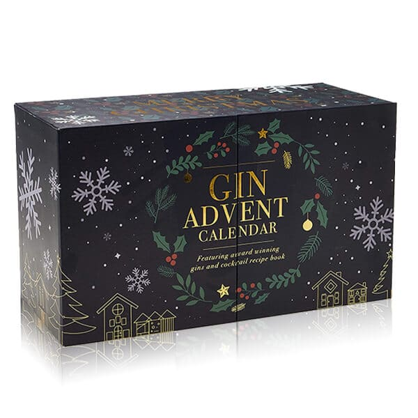 Whitley Neill 24 gins of Christmas advent calander