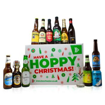 What better way to kick start the festive season than by celebrating with our 12 Craft Beer of Christmas Gift Set.
