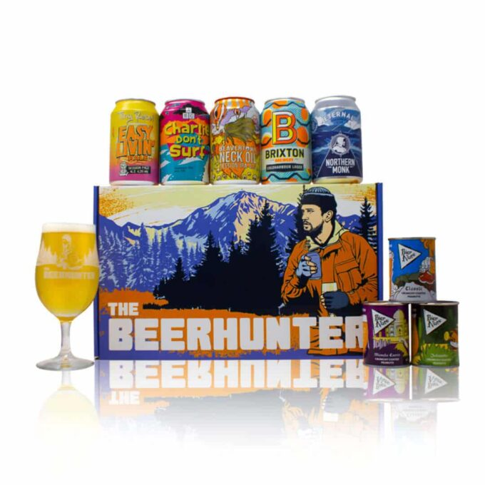 Brian Cannon is a legend in the British music scene and has now designed these limited edition craft beer gift packs.