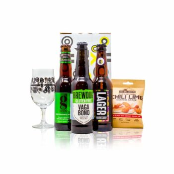Introducing Beer Hunters Gluten free beer gift pack featuring some of the finest gluten free beer beverages.