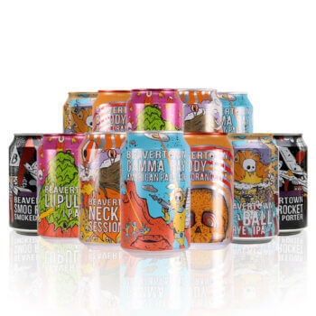 beavertown mixed 12 pack 6 flavours