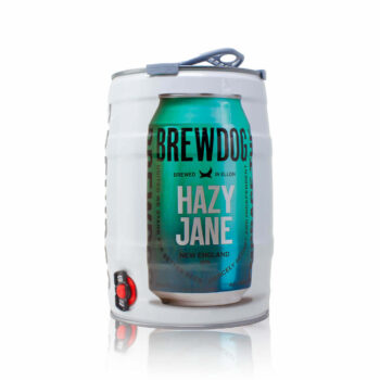 Enjoy this Brewdog Hazy Jane Mini Keg from your comfort of your own home for a perfect pour. This light, golden classic...