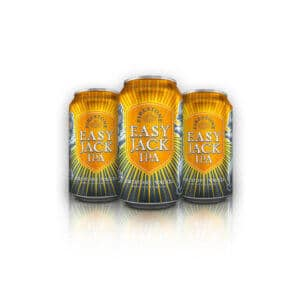 Firestone Walker Easy Jack is a different breed of IPA. Brewed and dry hopped with a globetrotting selection of newer hop varieties from Germany, New Zealand and North America.