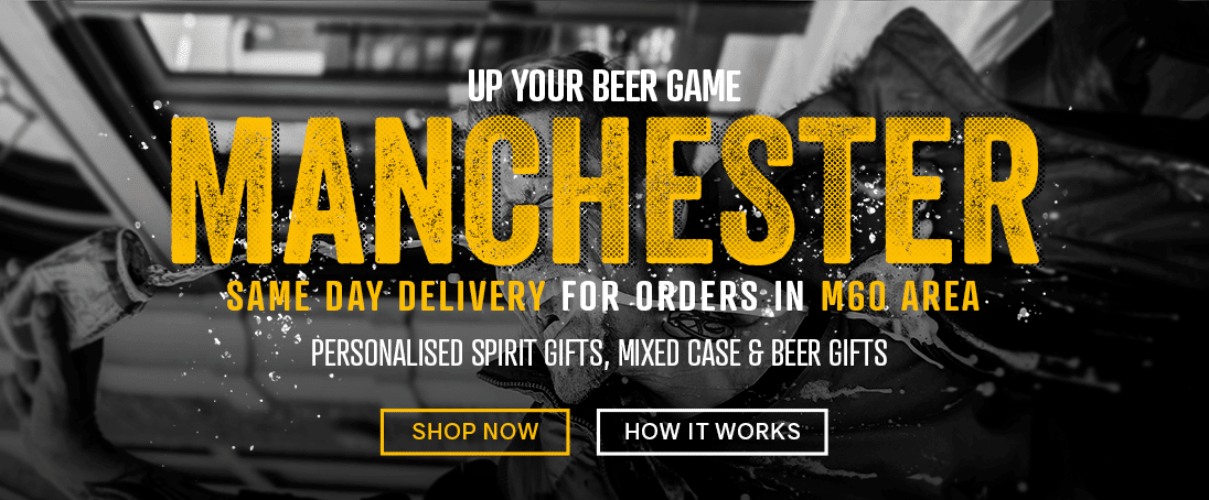Same Day Delivery For Orders In M60 Area | Beer Hunter