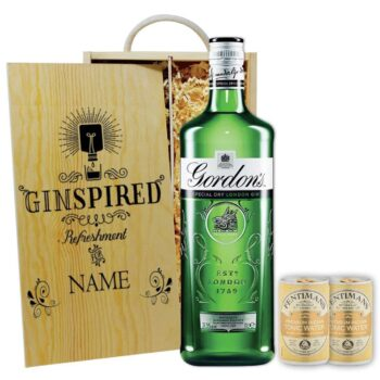 Gordon's London Dry gets it's multi award winning, distinctively refreshing taste from the finest handpicked juniper berries and a secret mix of botanicals.