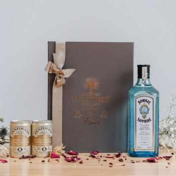 Bombay Sapphire Personalised