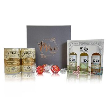 Mother's Day Edinburgh Gin Miniatures Gift Set