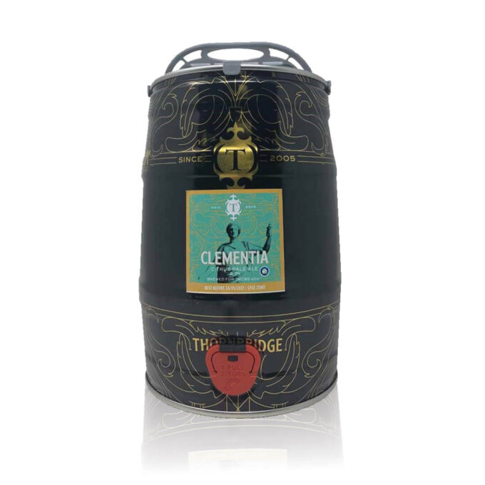 Thornbridge Clementia mini keg 5L