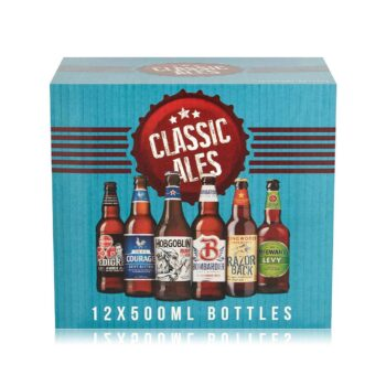 Marston's Assorted Ale 12 Pack