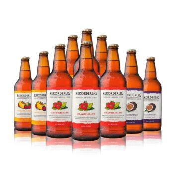 Rekorderlig Mixed Case 12 pack