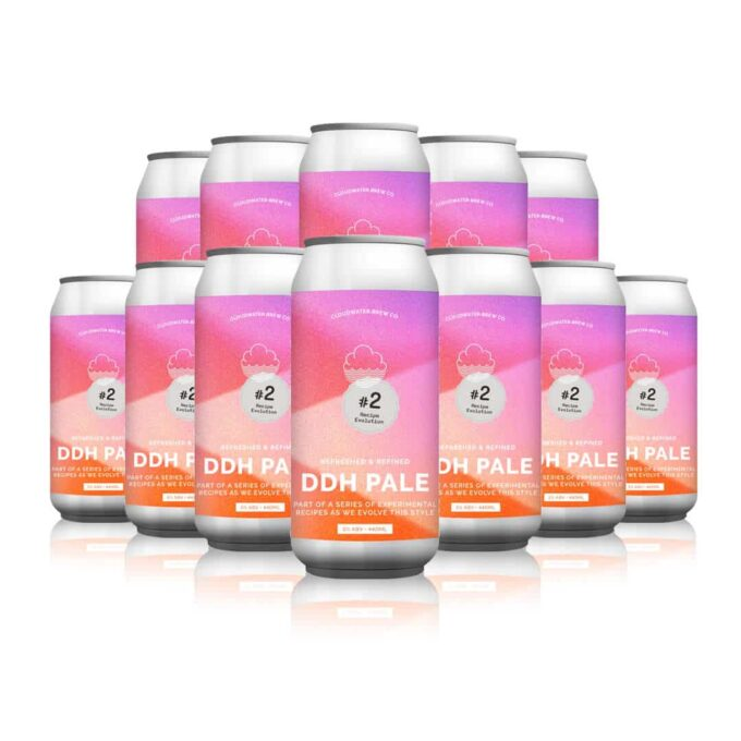 Cloudwater DDH Pale (12 Pack)