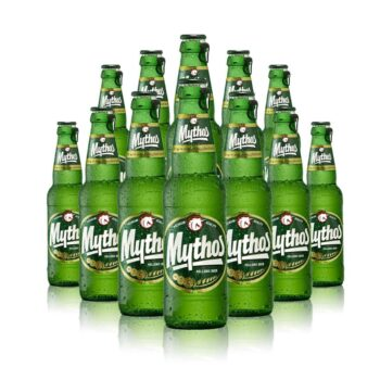 Mythos Greek Lager (12 Pack)