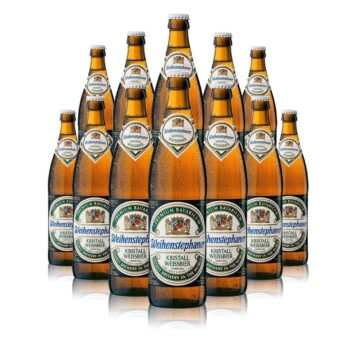 Weihenstephaner Kristall 500ml (12 Pack)