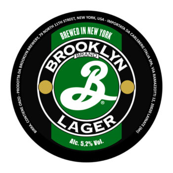 Brooklyn Amber Lager 30ltr Keg