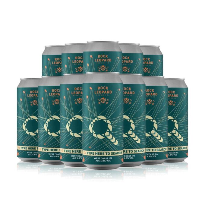 Cloudwater Type Here to Search West Coast IPA 440ml Cans (12 Pack) - 6.8% ABV
