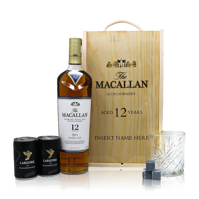 Macallan Whisky with Glass