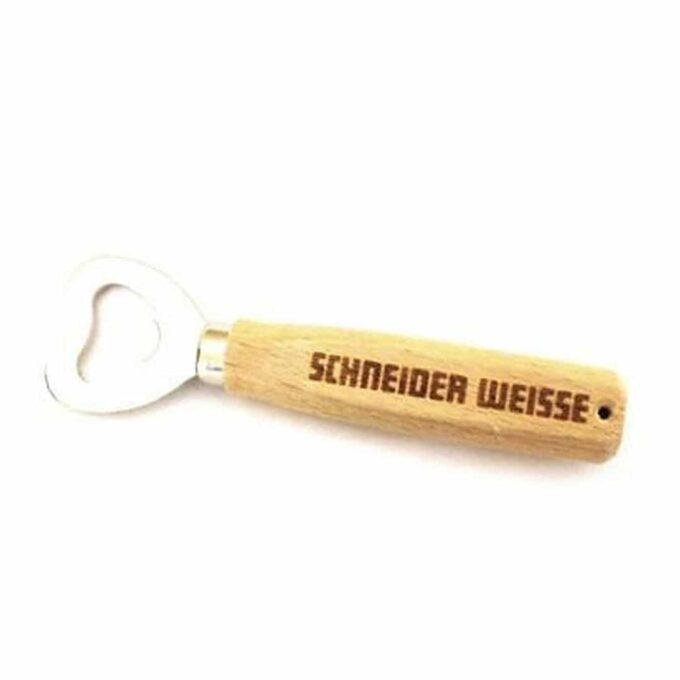 Schneider Weisse Bottle Opener Only Available for Schneider Weisse Offer. This will not be sent out on it's own.